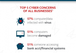 Cyber Threat Inforgraphic