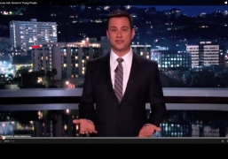 Jimmy Kimmel Provides Insights To Affordable Care Act / Obamacare