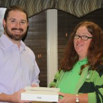 Jack Wingate Presents iPad 2 Winner