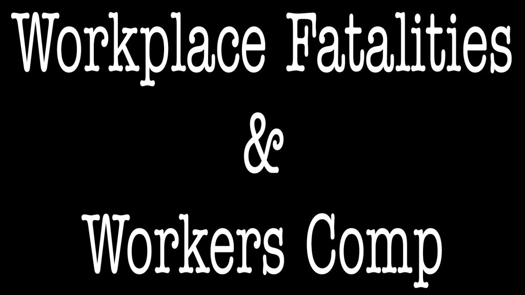 Workplace Fatalities And Workers Comp - ALLCHOICE Insurance - North Carolina