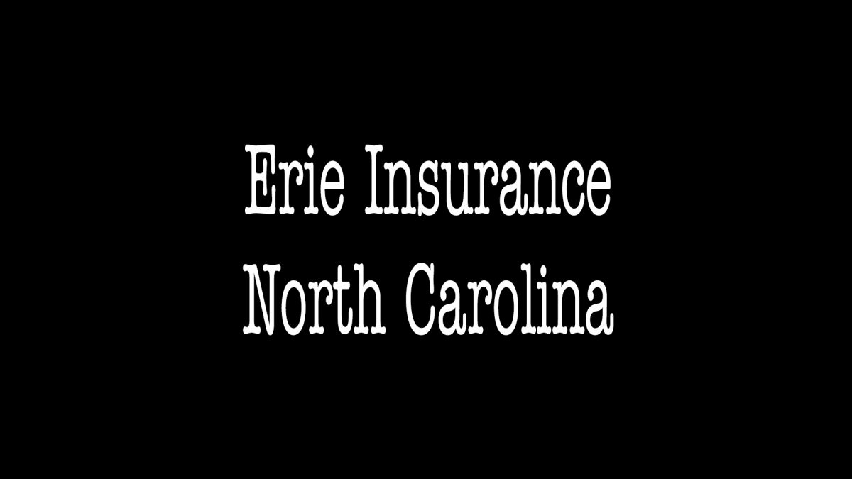 Erie Insurance - North Carolina