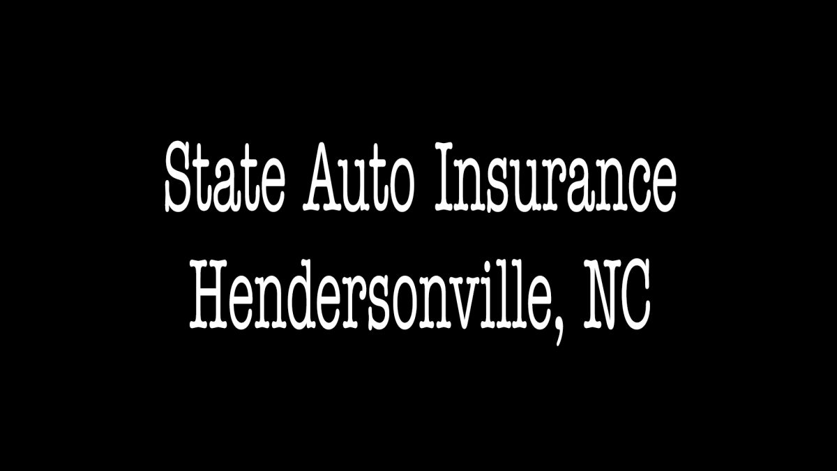 State Auto Insurance - Hendersonville NC