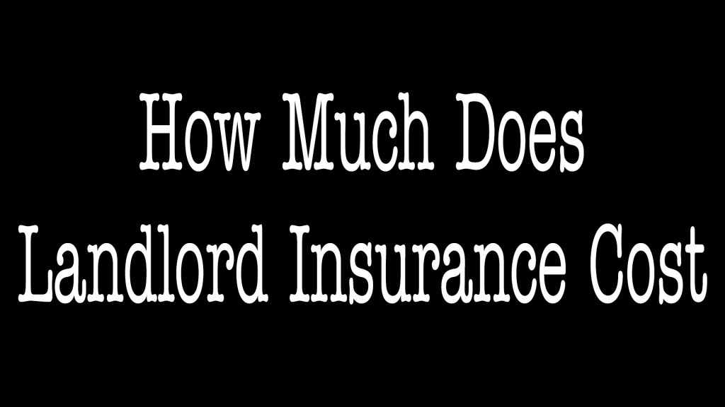 How Much Does Landlord Insurance Cost - ALLCHOICE Insurance - North Carolina