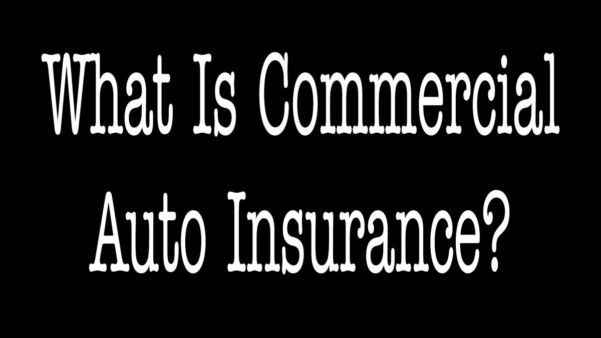 What Is Commercial Auto Insurance - ALLCHOICE Insurance - North Carolina