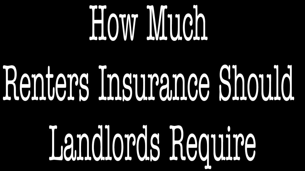 How Much Renters Insurance Should A Landlord Require - ALLCHOICE Insurance - North Carolina